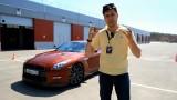 Nissan GT-R (2015) Тест-драйв