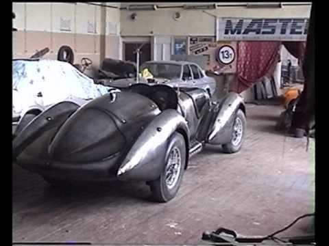 Реставрация Alfa Romeo