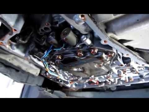 Замена масла АКПП с фильтром Nissan Tiida Nissan Micra Nissan Note