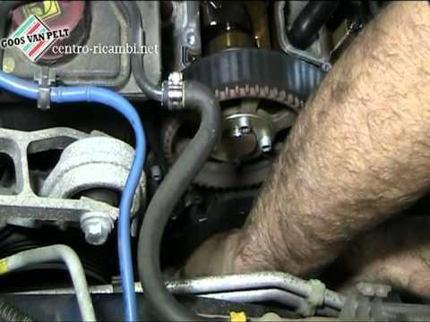 Замена ремня ГРМ Alfa Romeo 156