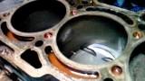 Застучал двигатель проблема с поршнем Alfa Romeo 156