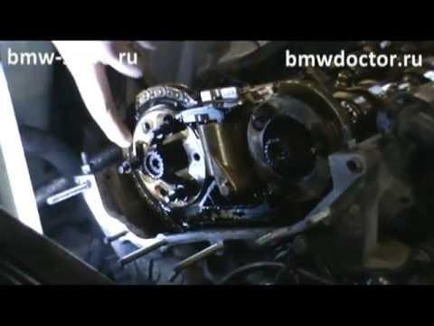 Регулировка фаз ГРМ Vanos на BMW M52 и M54
