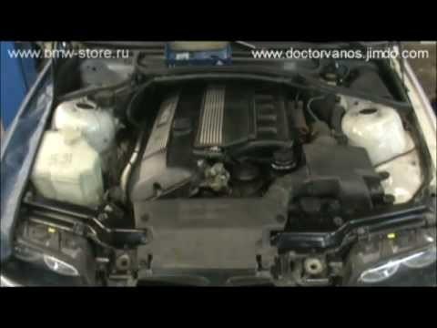 Ремонт газораспределительного механизма Vanos BMW M50 M52 M52TU M54 M56