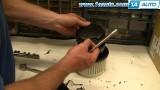 Замена вентилятора печки Chevrolet Cobalt