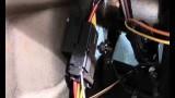 Снятие/замена замка зажигания Renault Logan
