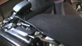Установка подлокотника Renault Logan, Sandero