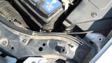Замена ламп габаритов Renault Megane 2