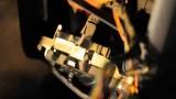 Замена лампочек подсветки кнопок и печки Renault Logan