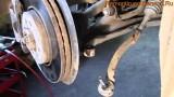 Замена рулевого наконечника Renault Megane 2