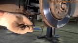 Замена шаровой опоры Renault Megane 2