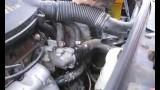 Замена термостата Renault Logan