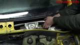 Замена трапеции дворников Renault Kangoo