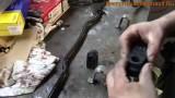 Замена втулок стабилизатора Renault Megane 2
