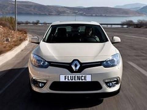 Замена задних тормозных колодок Renault Fluence