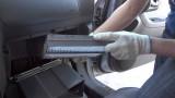 Замена салонного фильтра Hyundai Santa Fe