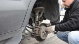 Замена заднего амортизатора Hyundai Tucson