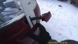 Демонтаж омывателя фар Citroen C4