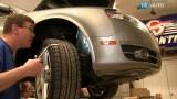 Как снять передний бампер Audi A4