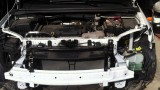 Снятие переднего бампера Chevrolet Aveo