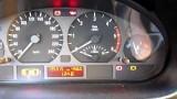 Сбрасываем ошибку тормозных колодок BMW E46