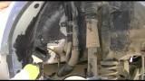 Снятие и установка арки Kia Sportage 3