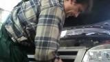 Снятие и замена передних фар Chevrolet Niva