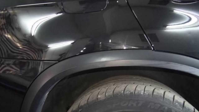 Снятие накладки заднего крыла BMW X5
