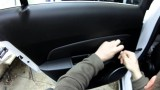 Снятие обшивки двери Chevrolet Cruze