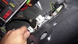 Снятие задней фары BMW X5