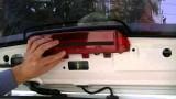 Установка повторителя стоп-сигнала Kia Sportage 3
