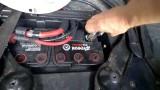 Замена аккумулятора BMW X5