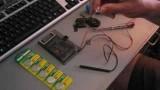 Замена батарейки в ключе BMW E39