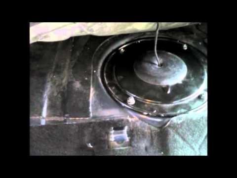 Замена бензонасоса BMW E60