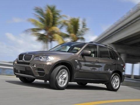 Замена фильтра рециркуляции салона BMW E70
