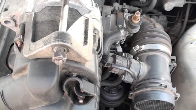 Замена генератора BMW E36
