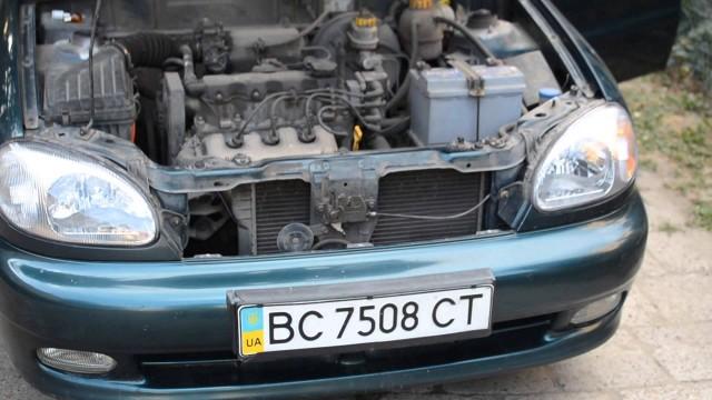 Замена лампочек Chevrolet Lanos/Daewoo Lanos