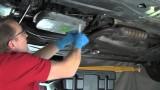 Замена масла в автоматической коробке передач BMW E39