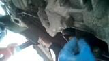 Замена масла в дифференциале BMW X3