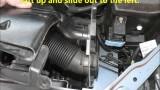Замена масляного и воздушного фильтра Citroen C4