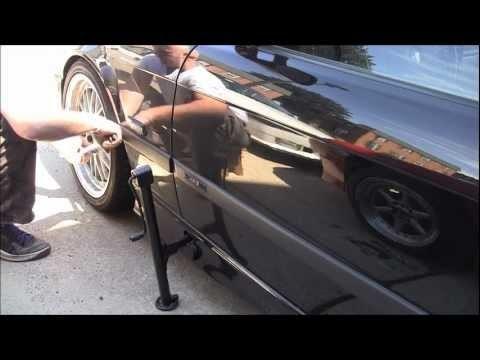Замена передних тормозных колодок BMW E36
