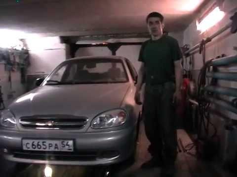 Замена шаровой опоры Chevrolet Lanos