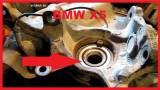 Замена ступичного подшипника  BMW X5