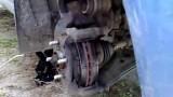 Замена тормозных колодок Chevrolet Aveo