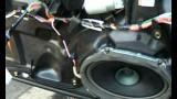 Снятие и замена передних динамиков в дверях Mazda 6