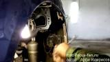 Снятие переднего бампера Ford Focus