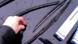Замена щёток очистителя стекла Ford Fusion