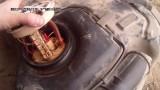 Снятие топливного бака и насоса Ford Fusion