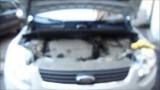 Замена лампочек габаритов в фаре Ford Kuga