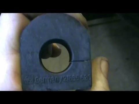 Замена втулки стабилизатора Ford Mondeo