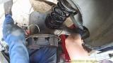 Замена пружины задней подвески Ford Sierra